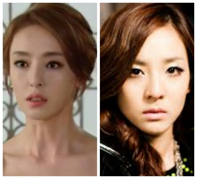 Lee Da Hee X Dara